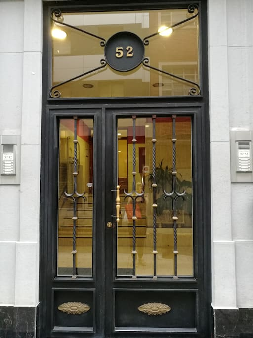 Dirección correcta, portal 52