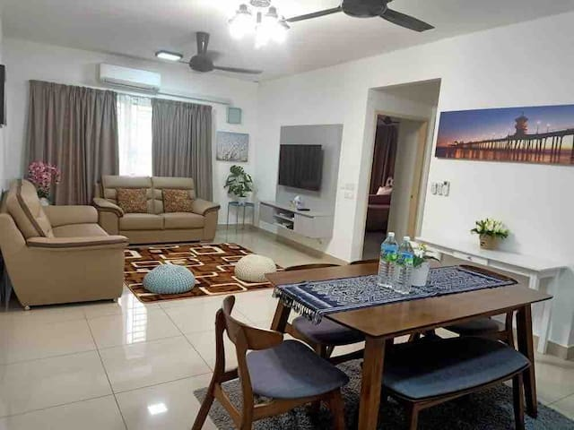 D'Orange Homestay Putrajaya Apartment With Wifi
