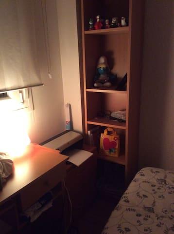 Habitación a 5 min de renfe/metro - Fuenlabrada - Dům