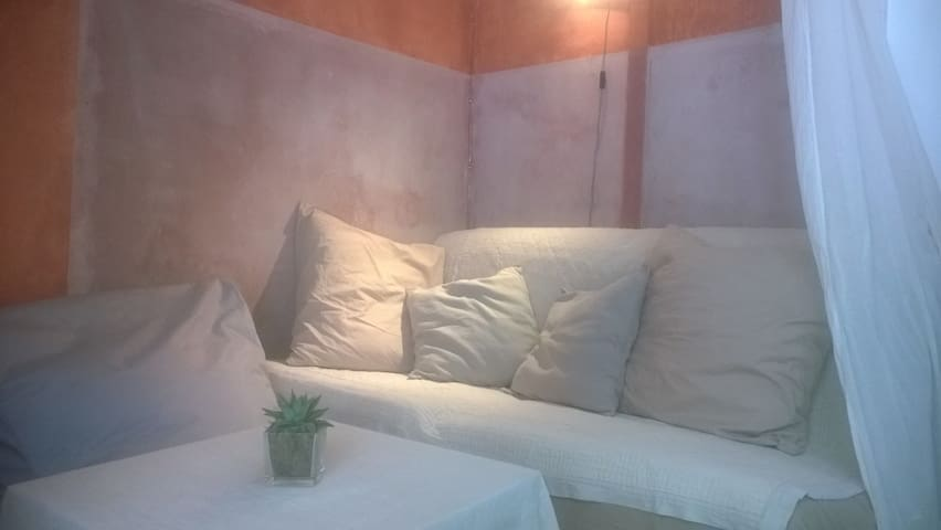 flat in centre for 2, full equipped  with garden - Nice - Apartment