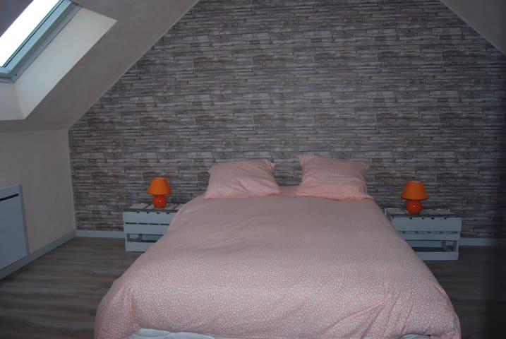 Chambre lit deux personnes