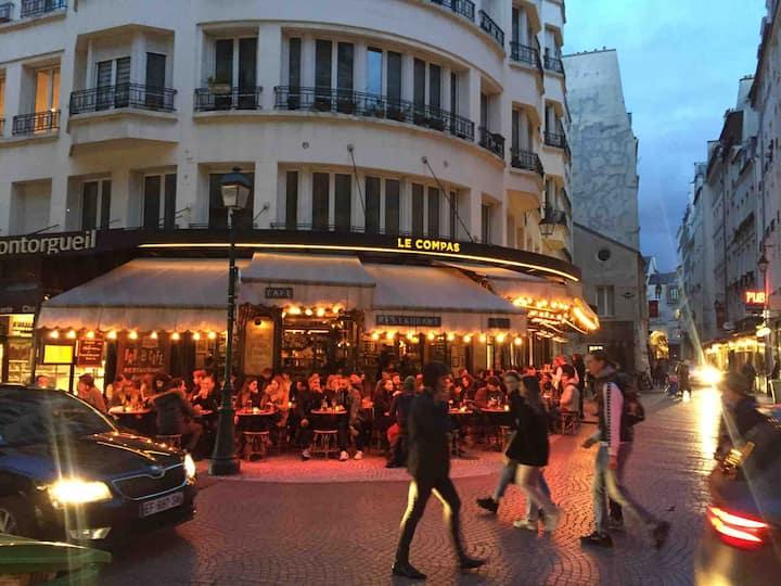Nid pour 2 au centre de Paris