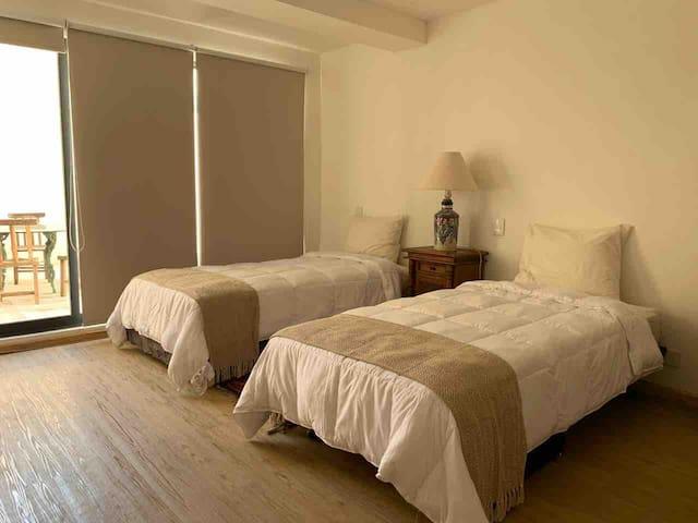 Dormitorio 2 Alix
