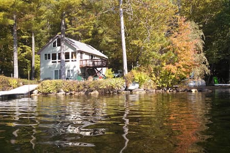 Lakehouse on Thomas Pond! - Raymond - 獨棟