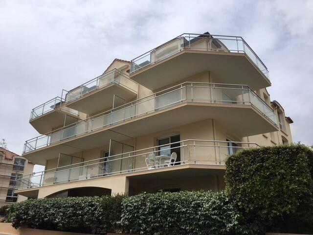Immeuble balcon
