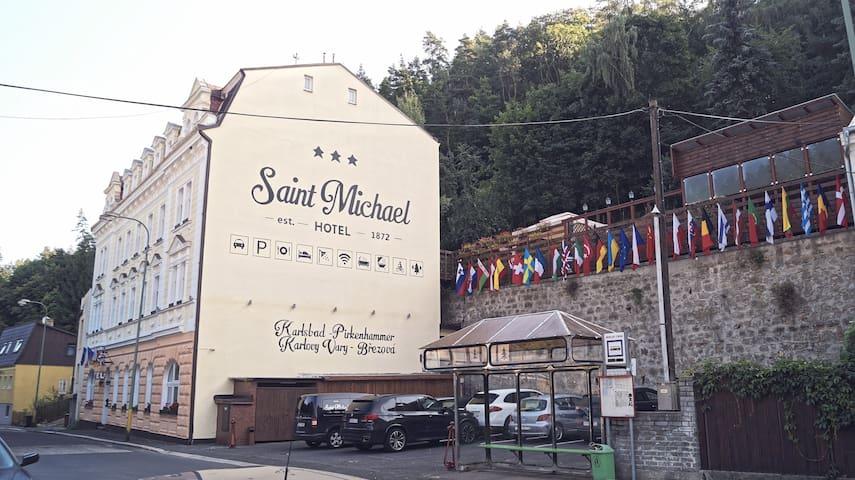 Hotel St. Michael - Březová