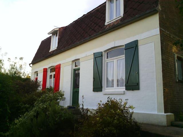 Captain's Cottage - Saint-Valery-sur-Somme - Casa