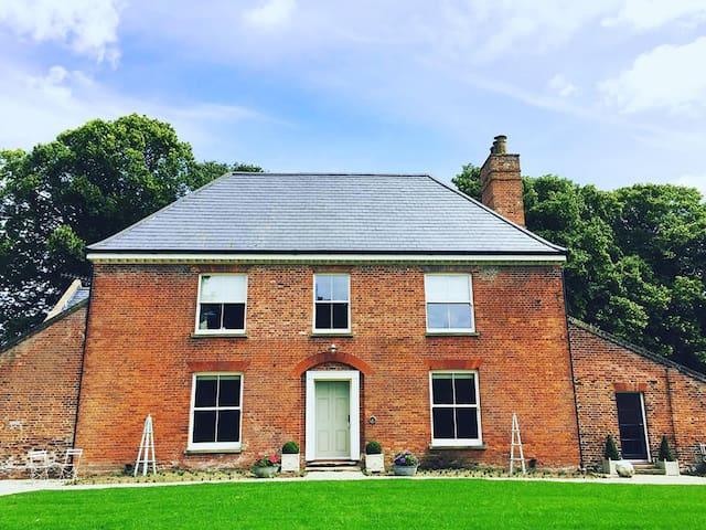 Beautiful countryside retreat, Norfolk Broads - Fishley