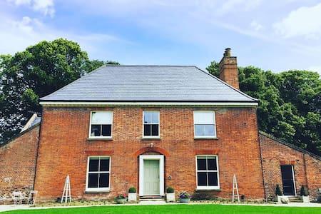 Beautiful countryside retreat, Norfolk Broads - Fishley - บ้าน