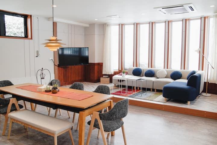Winter冬 ·Jstyle STAY Furano Kitanomine  6BRS Villa