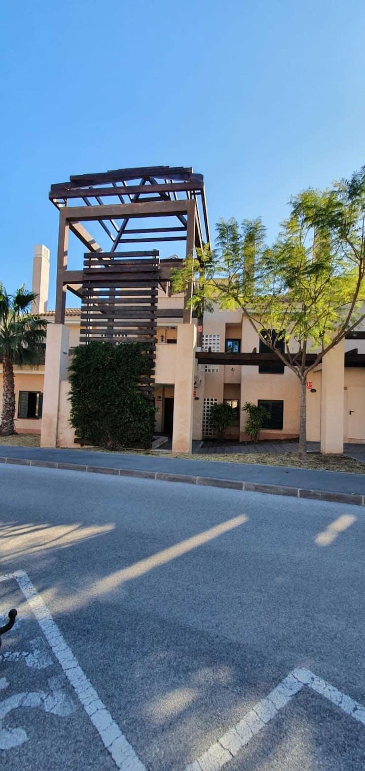 HL 016 2 Bedroom Apartment,HDA golf resort, Murcia
