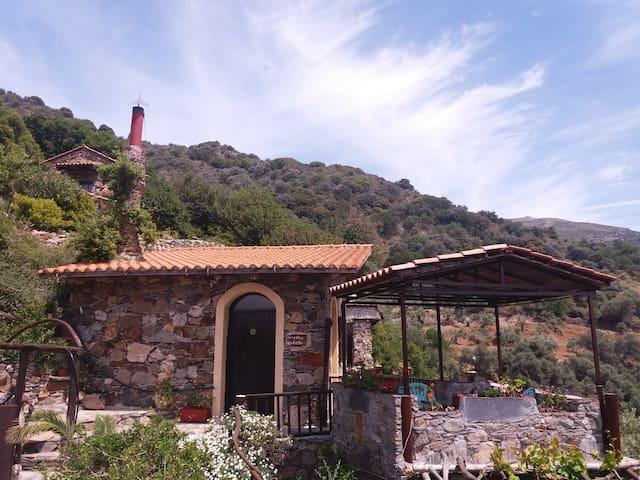 Velanos villas(Villa Nefeli) - Kefali