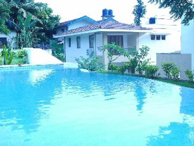 Private 3 bedroom villa in Candolim - Candolim - Huis