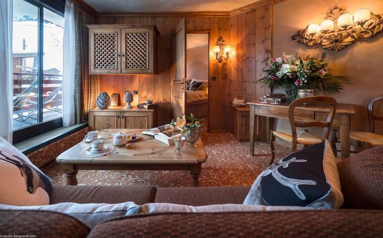 Hôtel AlpenRuitor**** - Suite Slopes View