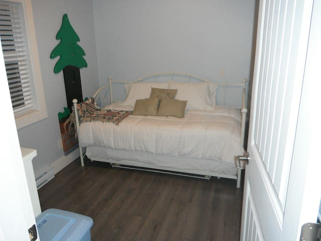 Bedroom twin daybed & trundle
