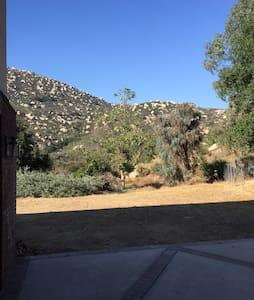 Serenity in San Diego, Ca - Appartement