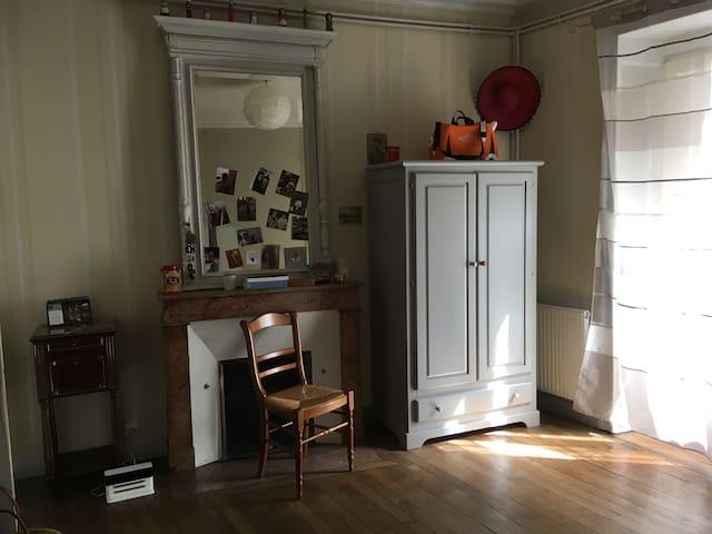 Chambre petit budget