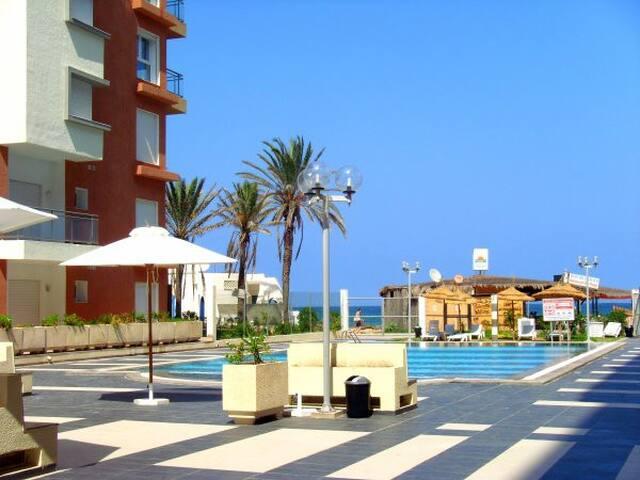 Duplex S+2 152m² Plage/securité/loisirs Sousse