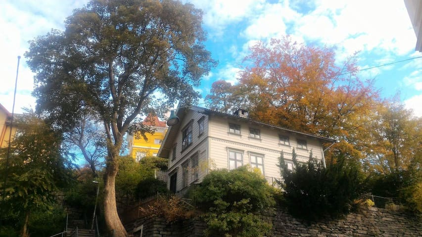 The coolest house in Bergen :)