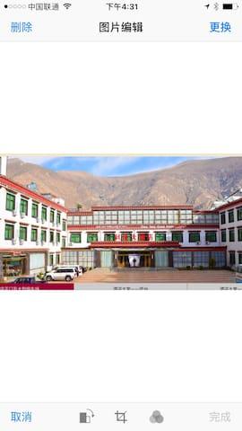 5天正常酒店客房价,现在可住一个月 - Lhasa - บ้าน
