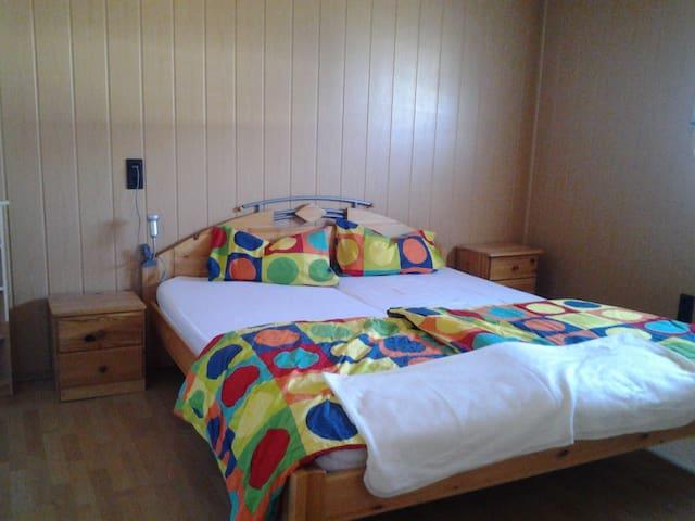 Helles 2-Zimmer-Apartement - Stockhausen-Illfurth - Rumah