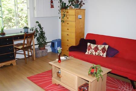 Agréable espace dans un salon! - Apartmen