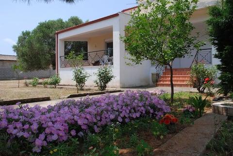 Rural Modern House 1.5KM from beach