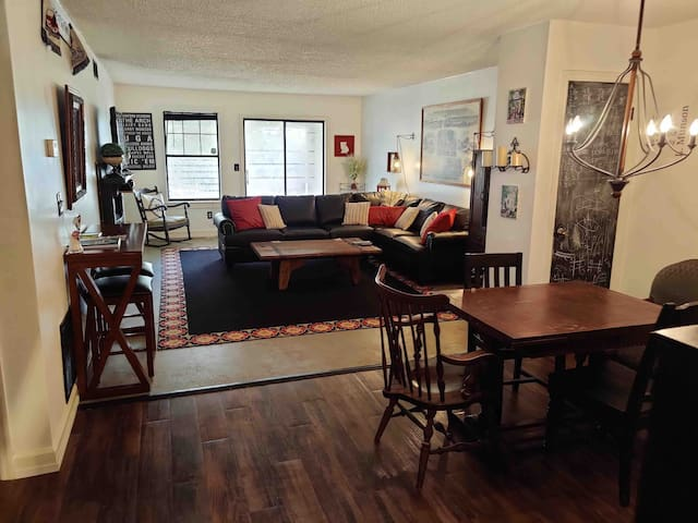 Great Apt. 1 Mile to Downtown Athens & UGA