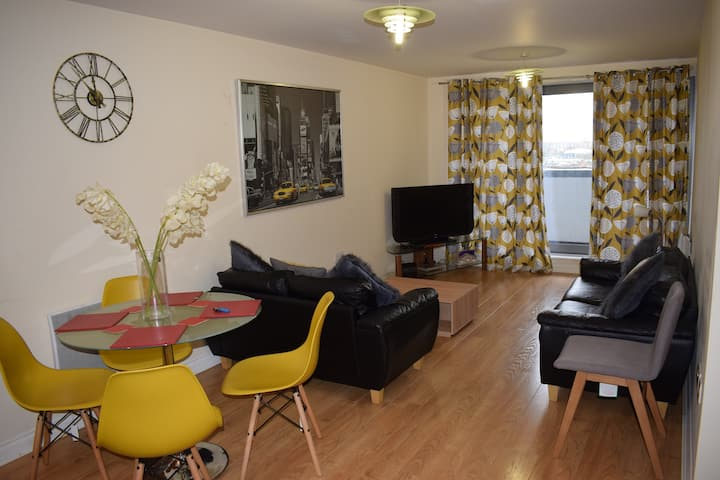 Chaucer Two Bedroom Apartment