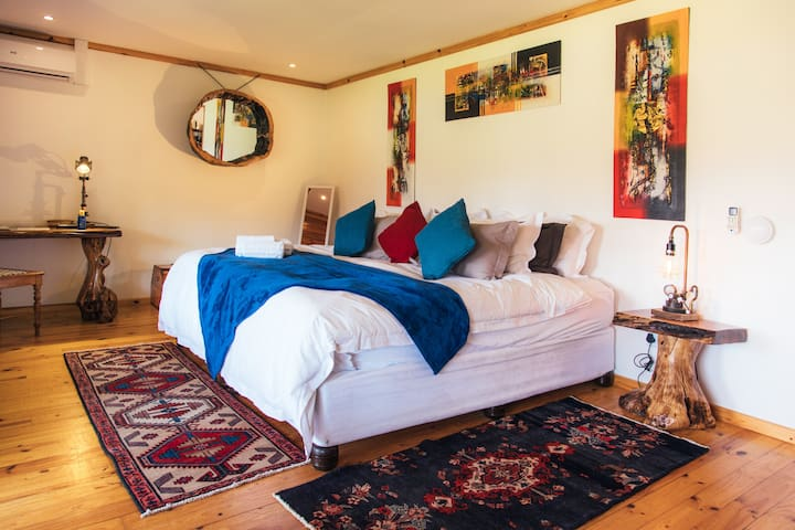 The Difference Room@ The Log Cabin, Stellenbosch
