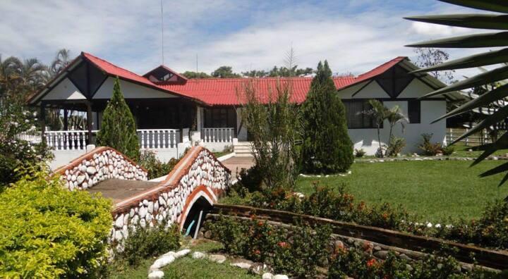 Fincas turísticas Villa Valery - La aguasteca