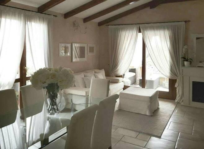 White Sweet Home