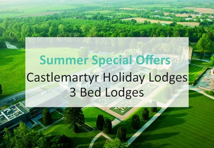 Castlemartyr Holiday Lodges (3 Bed)
