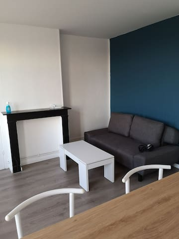 Charmant appartement 1 chambre