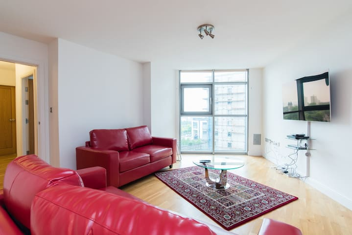 Cardiff City Centre Apartment