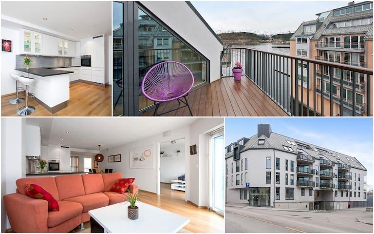 Sentrums leilighet i Ålesund