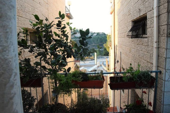 Charming house in  Jerusalem for the whole familly