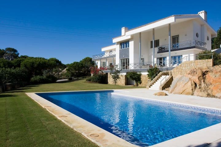 Sotogrande Almenara Modern 6Br Villa Fab Sea Views