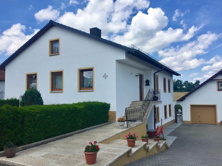 Ferienwohnung Sebald bei Bayreuth in Oberfranken