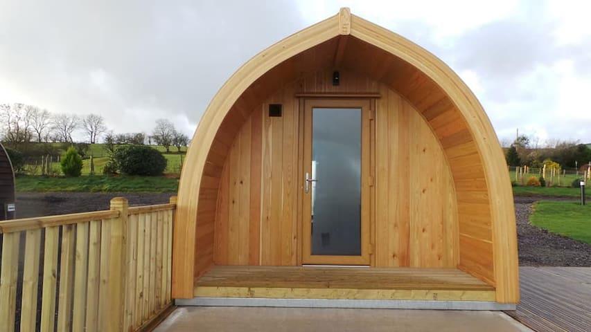 Fellhill Luxury Glamping Pods (Herdwick Pod)