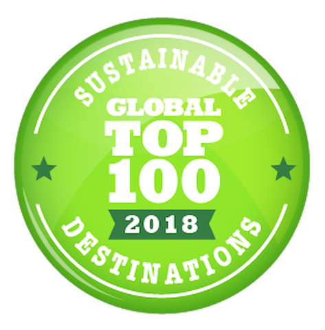 the Durbuy Commune has been awarded the title of Sustainable Destination. Only Belgian municipality, in the same way as 100 other destinations in the world! We are proud of it!