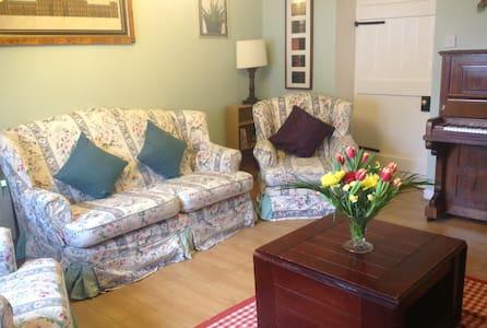 Cosy Steading Cottage - Tirindrish - Huis
