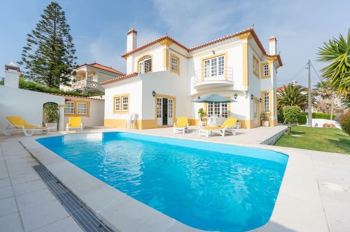Ericeira - Wunderschöne Meerblick Villa