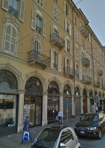 Stanza  di appartamento in centro Torino