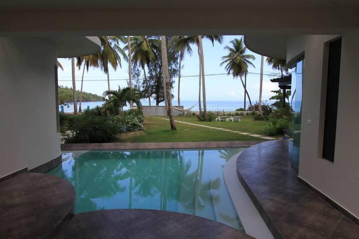 Modern 4 BDR Villa, Samana - Las Terrenas - Daire