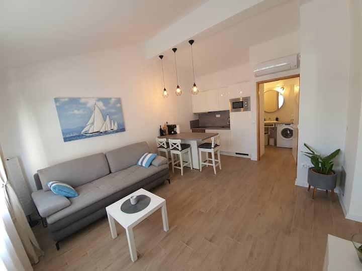 New, cozy, modern apartment near Split and Trogir