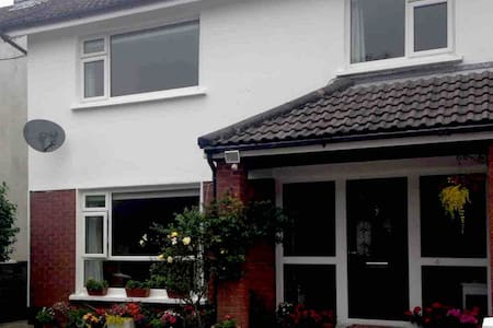 Second double room in 4 Willow Park