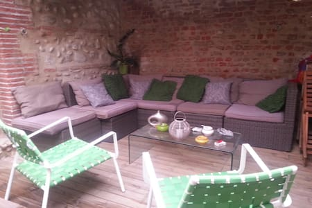 Room  with breakfast and 1 meal - Perpignan - Bed & Breakfast