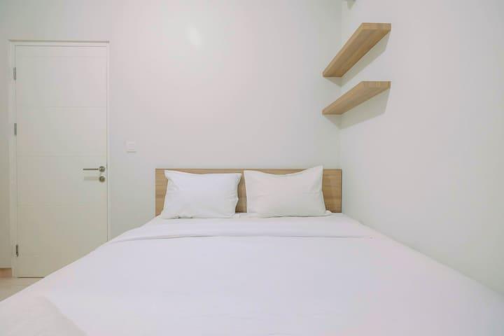 Simply and Cozy 2BR at Springlake Bekasi Apartment
