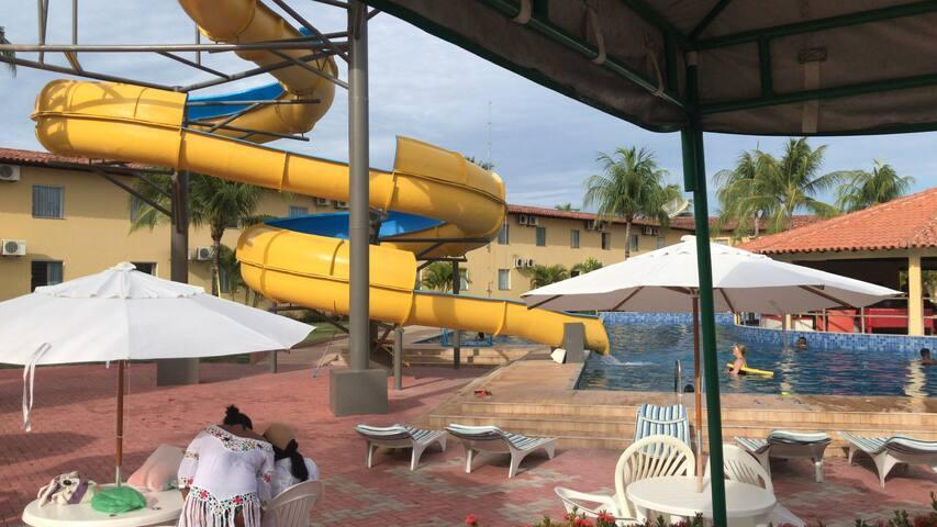 Quarto em Porto Bello park hotel